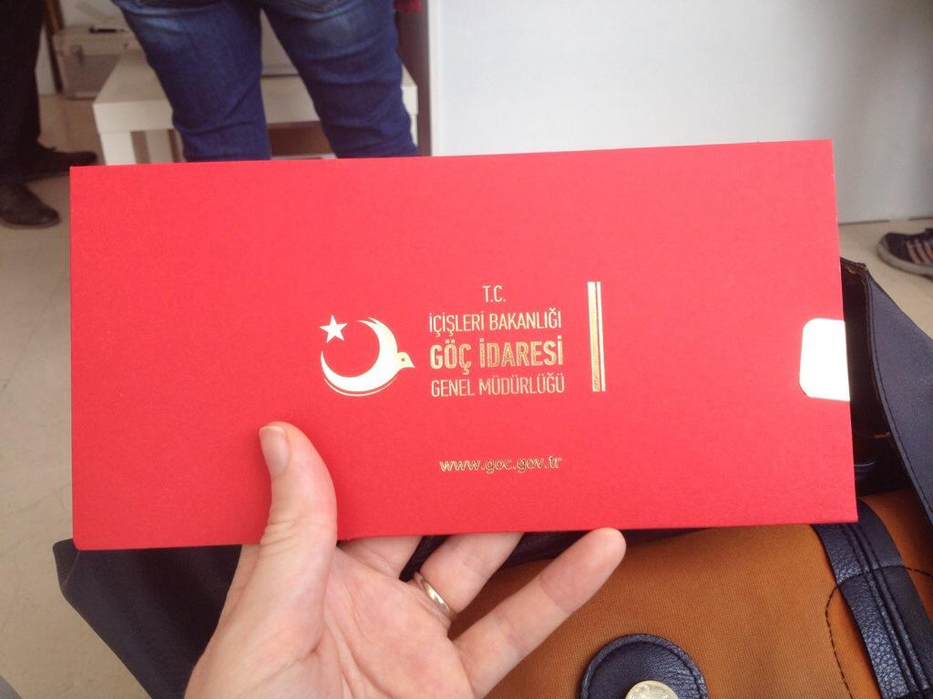 دریافت اقامت توریستی ترکیه